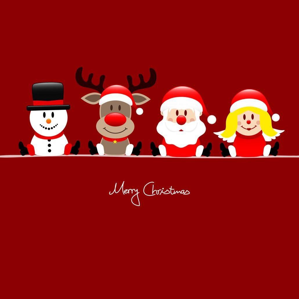 Weihnachtswünsche 2018